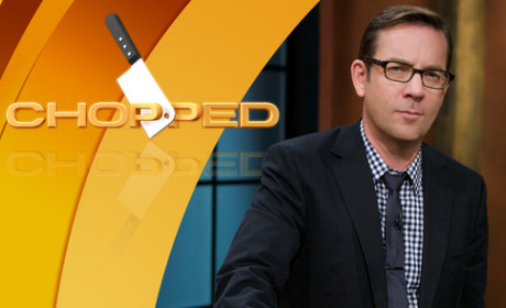 Chopped Recap: Heroes in the Kitchen