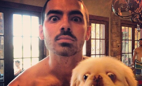 Nick Jonas vs. Joe Jonas: Shirtless Showdown!