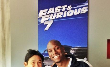 Fast and Furious 7: Tyrese Gibson Returning Plus Poster Sneak Peek