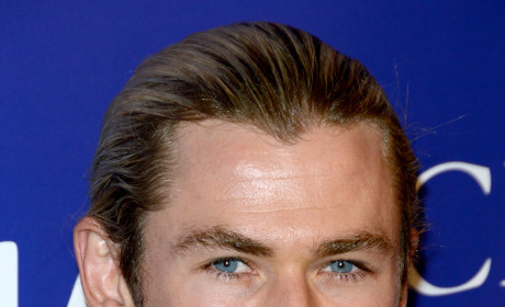 Chris Hemsworth Photograph