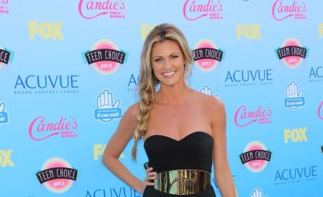 Erin Andrews at Teen Choice Awards