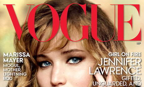 Jennifer Lawrence on the Paparazzi: They Should Be Arrested!