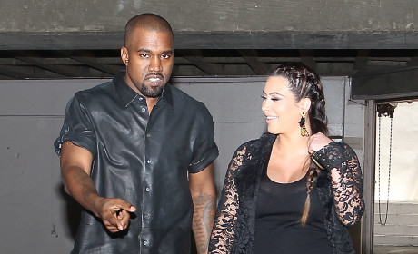 Kim Kardashian and Kanye West Wedding: In the Works!!!
