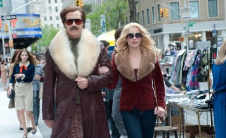 Anchorman 2 Images: Check Out That Coat!
