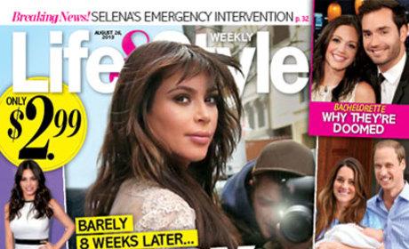 Kim Kardashian: Pushing for Another Baby!