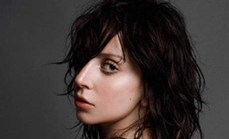Lady Gaga Side Boob