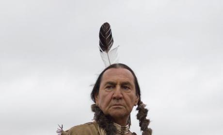 August Schellenberg Dies; Canadian Actor Was 77