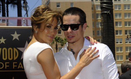 Jennifer Lopez and Casper Smart: Still Together ... Technically