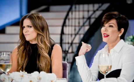 Kris Jenner to Khloe Kardashian: Do Not Divorce Lamar Odom!