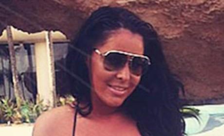 Myla Sinanaj Bikini Picture