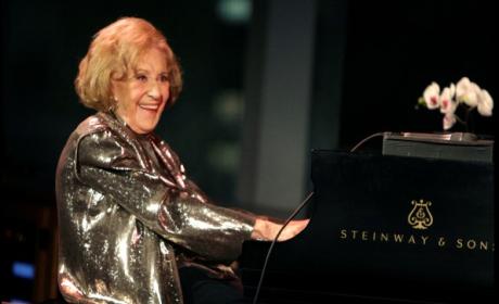 Marian McPartland Dies; Jazz Pianist Was 95