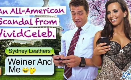 "Sydney Leathers ""Weiner And Me"" Porn Movie: Released!"