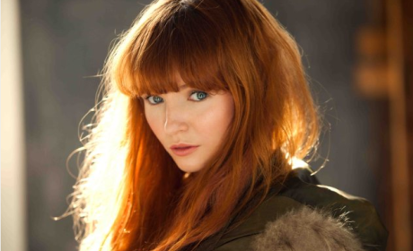 Stef Dawson Cast as Annie Cresta in The Hunger Games: Mockingjay!