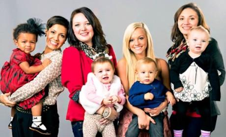 Teen Mom 3 Cast Members