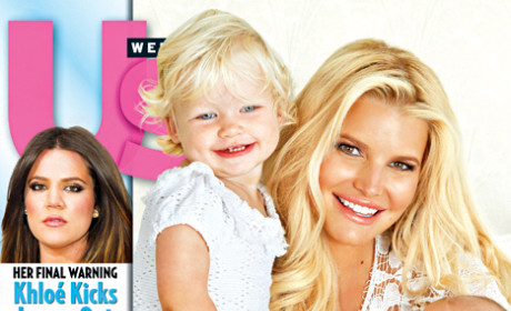 Jessica Simpson Baby Photo: Meet Ace Knute!