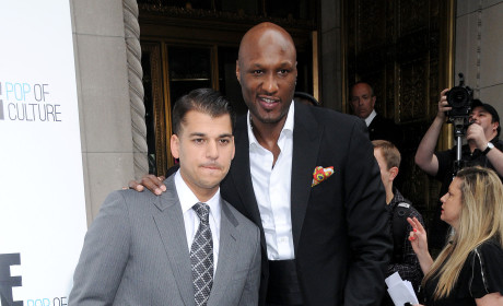 Rob Kardashian Reaches Out to Lamar Odom: Can You Help Me?