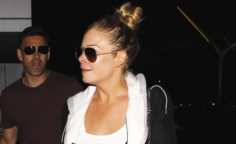 LeAnn Rimes Sunglasses