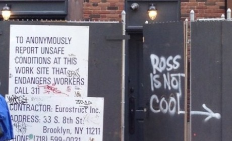 Ross is Not Cool