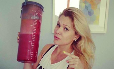 Shanna Moakler Liposuction Photo: Yup, That's 2.5 Liters of Lard