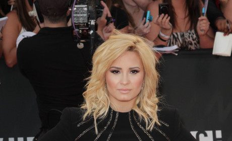 Demi Lovato at MuchMusic Video Awards