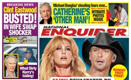 Tim McGraw Gay Rumors: Source of Marital Tension with Faith Hill?