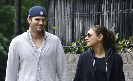"Mila Kunis and Ashton Kutcher Have ""Non-Stop Sex,"" Says Source"