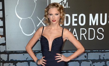 Taylor Swift at the MTV VMAs