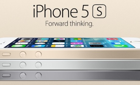"iPhone 5S: Release Date, New Colors, ""Touch ID"" Fingerprint Sensor Unveiled!"