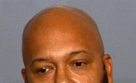 Suge Knight Arrested For Driving With Suspended License, Again