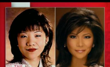 Julie Chen Plastic Surgery Pics