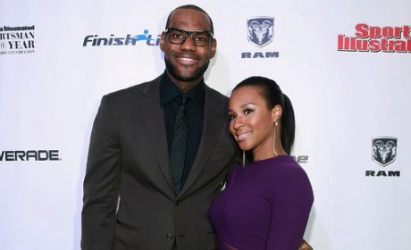 LeBron James and Savannah Brinson: Married!
