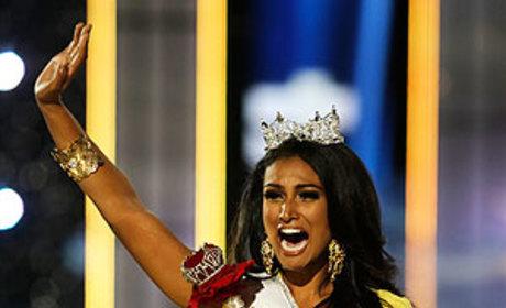 Nina Davuluri: Miss America 2014!