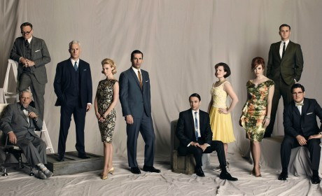 Mad Men Season 7: Premiering in 2014, Split Into Two Halves