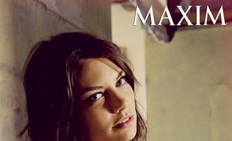 Lauren Cohan Maxim Photo