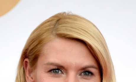 Claire Danes' Hair, Emmy Dress, Husband Pique Twitter Fans' Curiosity