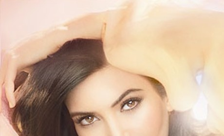 Kim Kardashian Komes Out with New Fragrance