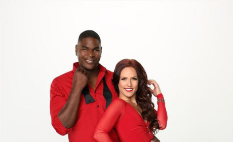 Did Keyshawn Johnson deserve the boot on DWTS?