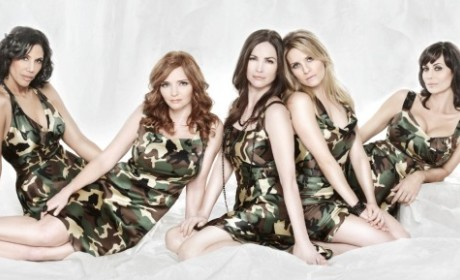 Army Wives Canceled, Lifetime Announces Two-Hour Retrospective for 2014