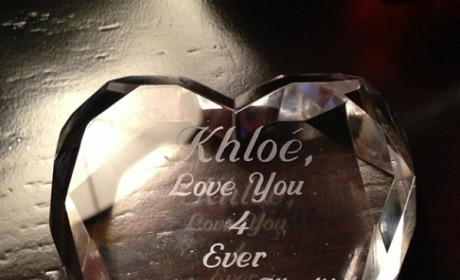 Khloe Kardashian Gives Thanks For Friends, Takes Passive Aggressive Shot at Lamar Odom