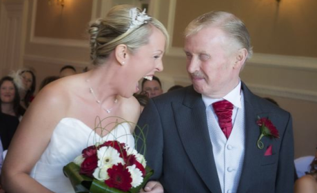 Father of the Bride Dies of Heart Attack During Wedding Speech