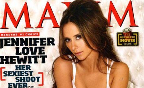 Jennifer Love Hewitt Maxim Cover Pic