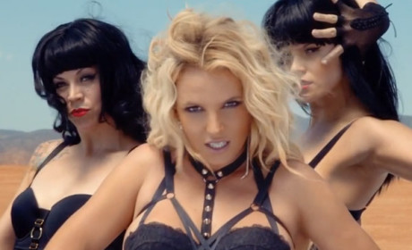 Britney Spears: Pushed to Over-Sexualize Video By Director, Manager, Father?!