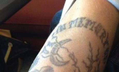 Charlie Hunnam Tattoo