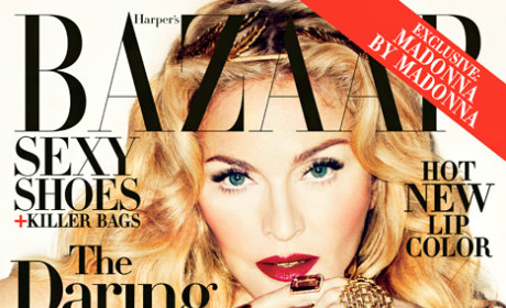 Madonna Reflects on Being Raped, Fighting Against Long Odds