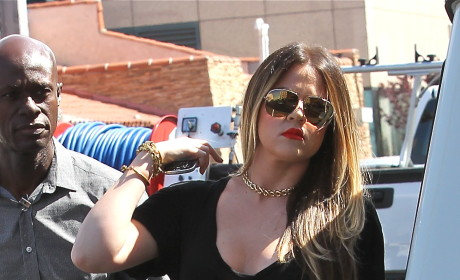 Khloe Kardashian to Critics: Bring the Daggers!
