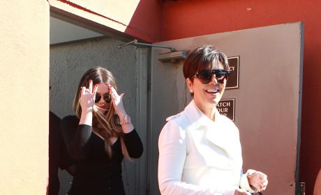 Kris Jenner, Post-Separation