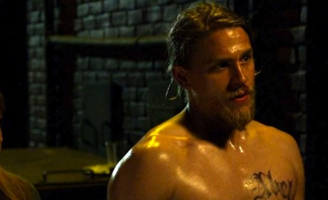 Fifty Shades of Grey Fallout? Why Did Charlie Hunnam REALLY Bail?