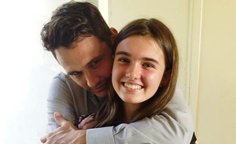 James Franco Helps Fan Get Back at Ex With Cute Facebook Photo