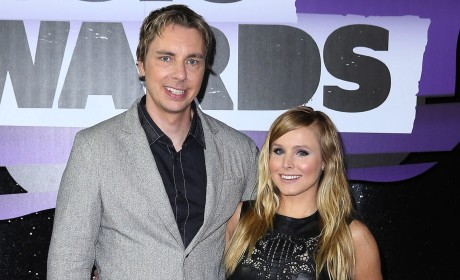 Kristen Bell and Dax Shepard: Married!