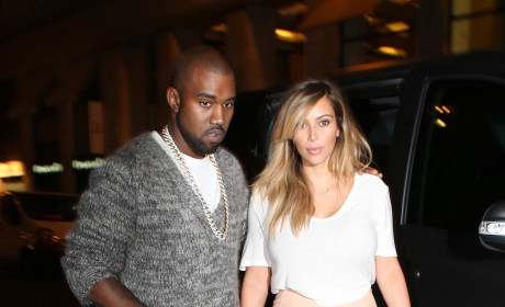 Kanye West to Kim Kardashian: No Plastic Surgery!!!